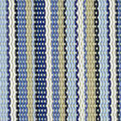 B191 Delray Stripe Poolside Grade B Fabric