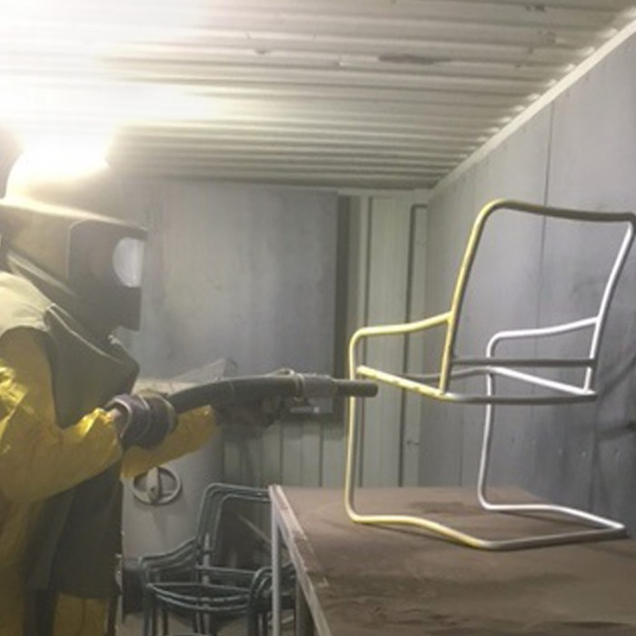 Sandblasting Restoration