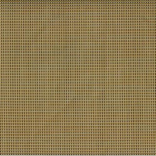 B217 Straw Mat Cognac Grade B Fabric