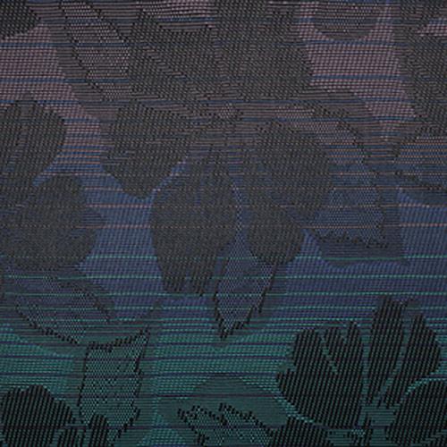 B215 Wild Orchid Black Grade B Fabric