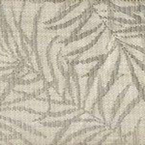 B807 Brown Bamboo Leaves Grade B Fabric
