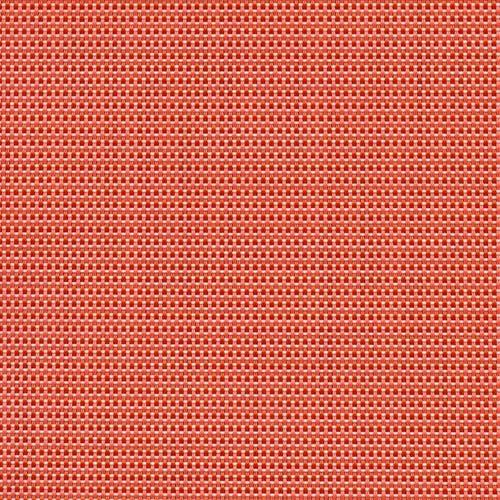 C450 Resort Straw Mat Coral Grade C Fabric