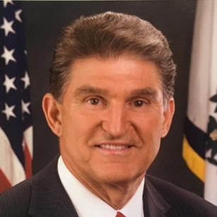 Senator Joe Manchin Headshot