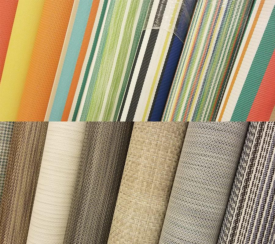 New Phifertex Outdoor Sling Fabric Swatches