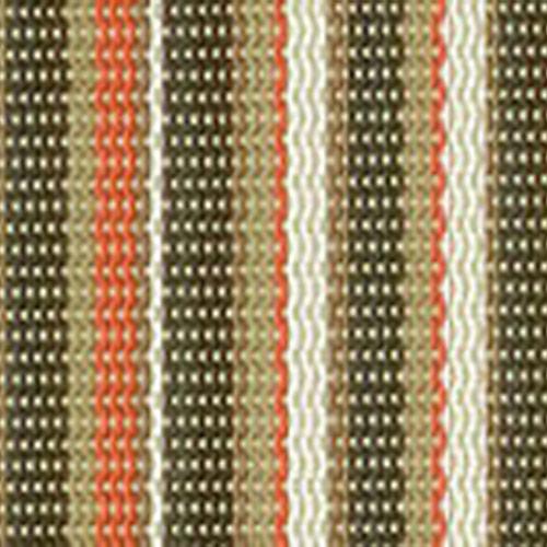 B141 Delray Stripe Conch Grade B Fabric