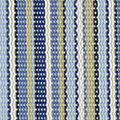 B191 Delray Stripe Poolside Grade B Fabric