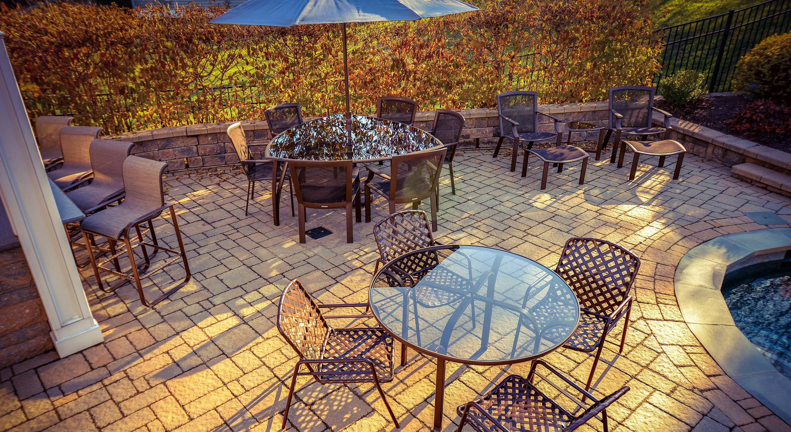 Residential Outdoor Furniture Repair