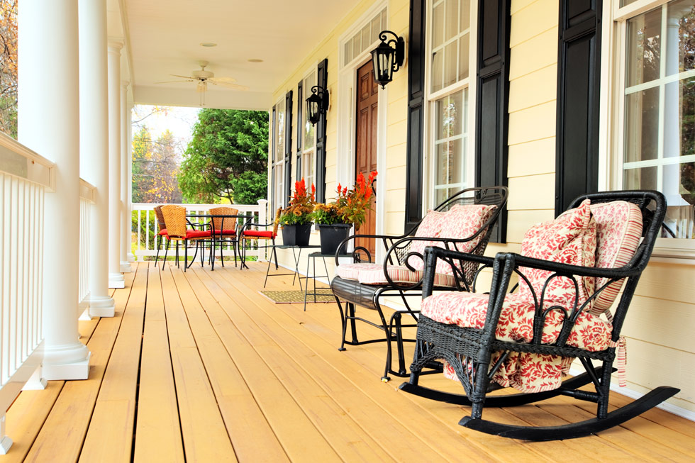 Spring Preparation And Inspection For Outdoor Furniture