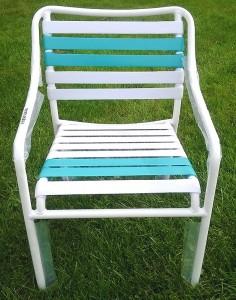 Strap Chair After Restoration