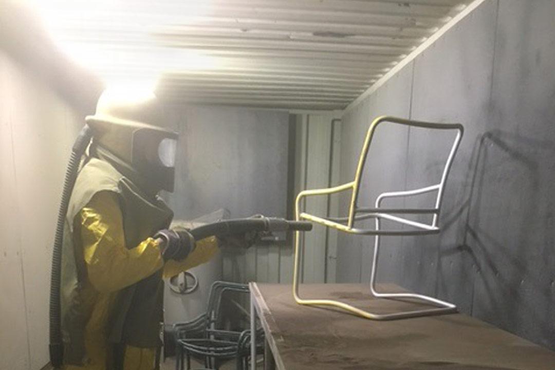 Sandblasting Services