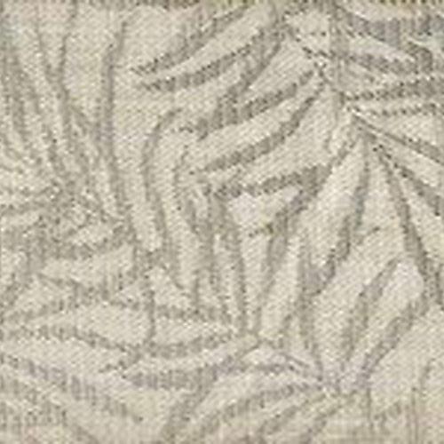 B807 Brown Bamboo Leaves Grade B Fabric